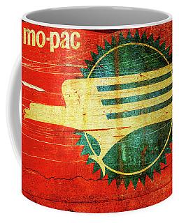 Mo-pac Caboose  Coffee Mug
