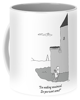 Moatmeal Coffee Mug
