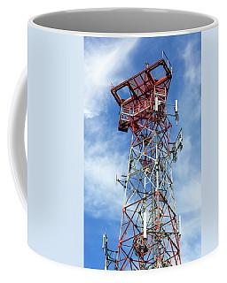 Mobile Phone Cellular Tower Coffee Mug
