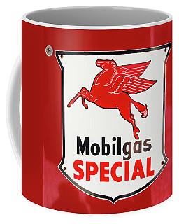 Mobilgas Vintage 82716 Coffee Mug