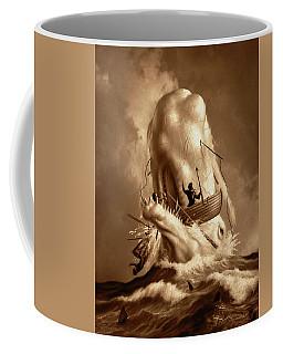 Moby Dick 2 Coffee Mug