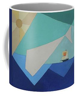 Moby Dick Coffee Mug by Lenore Senior