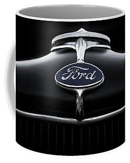 Coffee Mug featuring the digital art Model A Ford by Douglas Pittman