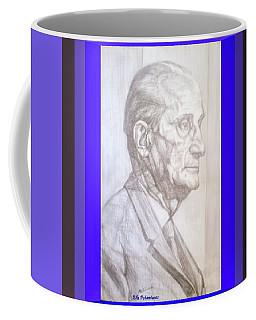 Model Framed Coffee Mug