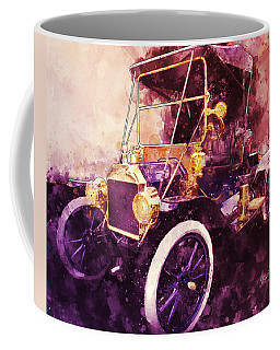 Model-t Commercial Roadster Coffee Mug