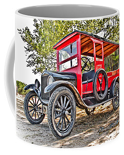 Model T Delivery Coffee Mug