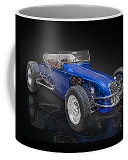 Model T Ford Track Roadster Coffee Mug by Gary Warnimont