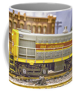 Model Train Coffee Mug