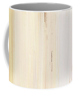 Coffee Mug featuring the painting Modern Art - The Power Of One Panel 3 - Sharon Cummings by Sharon Cummings