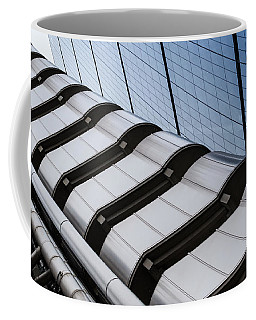 Lloyds Building Bank In London Coffee Mug