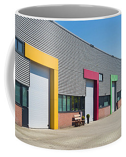 Modern Business Units Coffee Mug