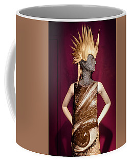 Modern Eye Coffee Mug by Scott Meyer