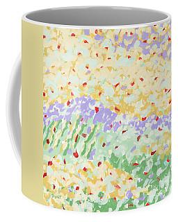 Modern Landscape Painting 3 Coffee Mug by Gordon Punt