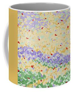 Modern Landscape Painting 4 Coffee Mug by Gordon Punt