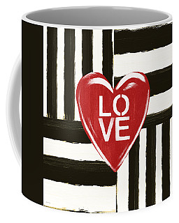 Modern Love- Art By Linda Woods Coffee Mug