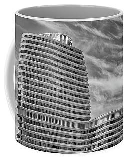 Modern Office Building Coffee Mug