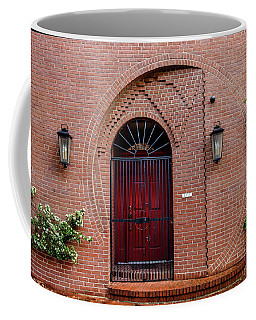 Modern Old City Doorway Coffee Mug