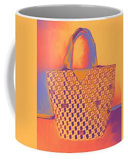 Modern Shopping Bag Coffee Mug