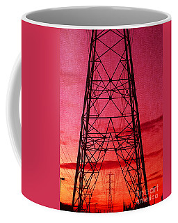 Modern Sunset Coffee Mug