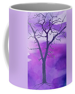 Modern Tree Art 2 Coffee Mug