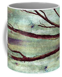 Modern Tree Branch Coffee Mug