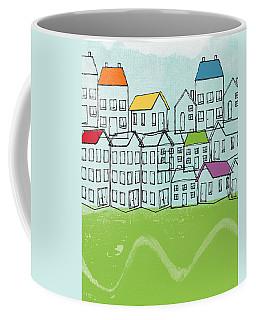 Modern Village Coffee Mug
