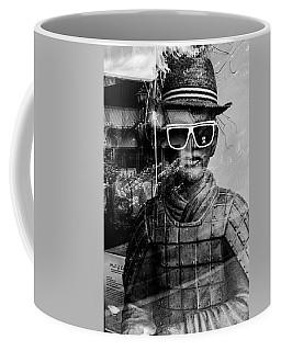 Modern Warrior Coffee Mug