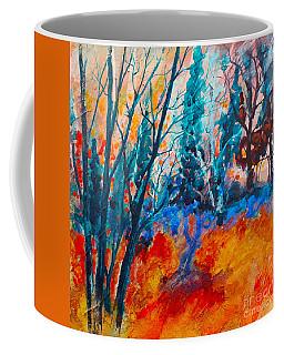 Modern Woods Coffee Mug