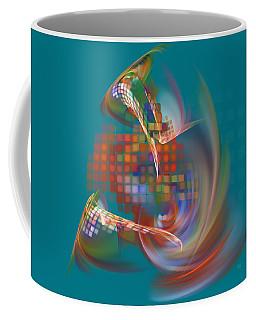 City Life Coffee Mug
