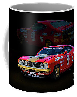 Moffat City Ford Falcon Coffee Mug
