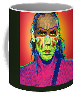Mohawk Coffee Mug by Gary Grayson