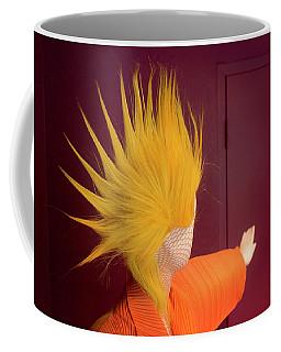 Mohawk Coffee Mug by Scott Meyer