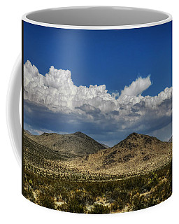 Coffee Mug featuring the photograph Mojave 020 by Lance Vaughn