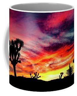 Mojave Sunset Coffee Mug