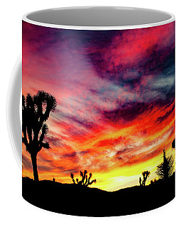 Mojave Sunset Coffee Mug