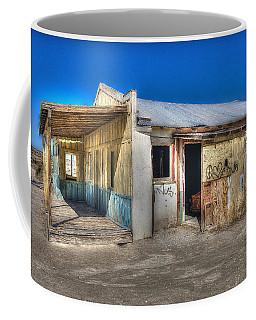 Mojave Times Coffee Mug by Richard J Cassato