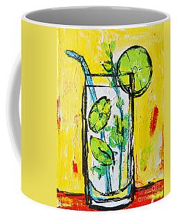 Mojito - Latin Tropical Drink Modern Art Coffee Mug