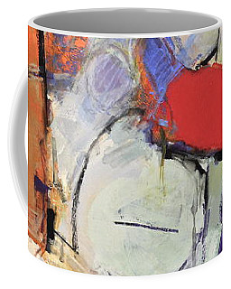 Mojo Rizen Via La Woman Coffee Mug