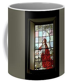 Mokuaikaua Church Stained Glass Window Coffee Mug