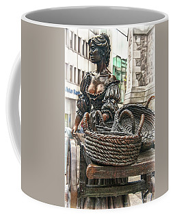 Coffee Mug featuring the photograph Molly Malone by Hanny Heim