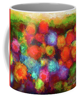 Molly's Floral Garden Coffee Mug