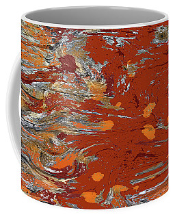 Molten Earth Coffee Mug
