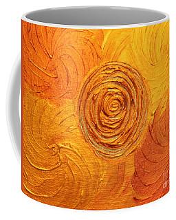 Molten Spiral Coffee Mug