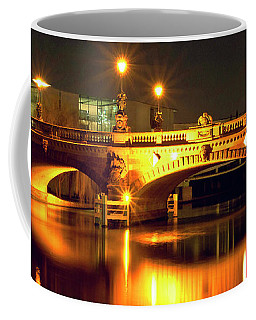 Nocturnal Sound Of Berlin Coffee Mug