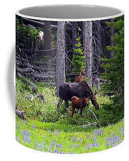 Mom And Baby Coffee Mug