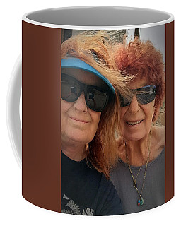 Mom Chris And Daughter Colette May 2017 Coffee Mug