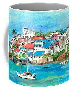 Mombasa Town Coffee Mug