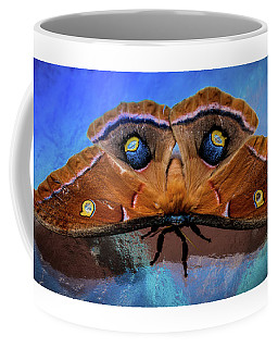 Coffee Mug featuring the photograph Moments We Cherish by Karen Wiles
