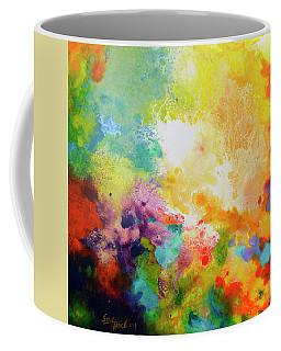 Momentum, Canvas One Coffee Mug