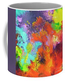 Momentum, Canvas Three Coffee Mug